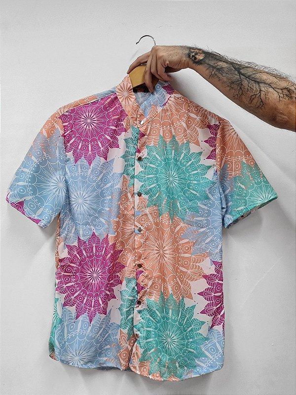 Camisa Mandala