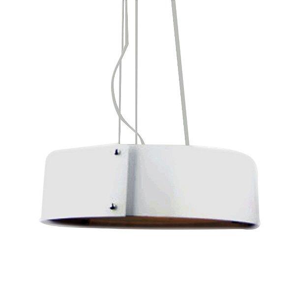 Pendente Ajustável Luminária Redonda Treviso Caserta  MX9014