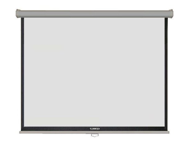 "Tela elétrica 203 x 152cm (100"") Vídeo (4/3)"