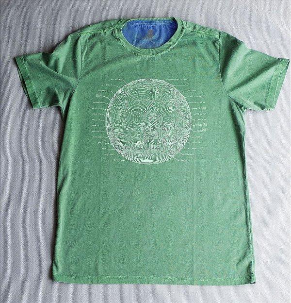 Camiseta Lua
