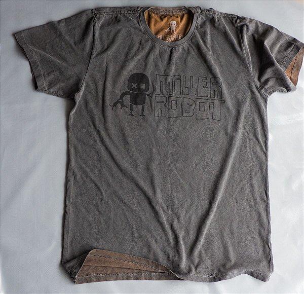 Camiseta Logo Miller Robot®