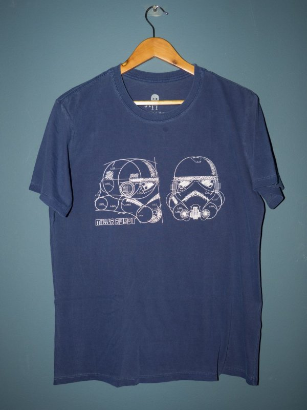 Camiseta  Trooper