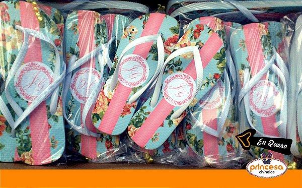 98e79f5471fcf7 chinelos personalizados para casamento em bh - kit com 50 pares linha  Premium
