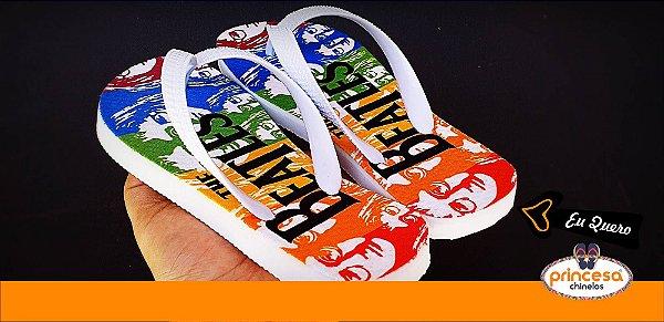 chinelos baratos personalizados - kit com 950 pares Linha Econômica