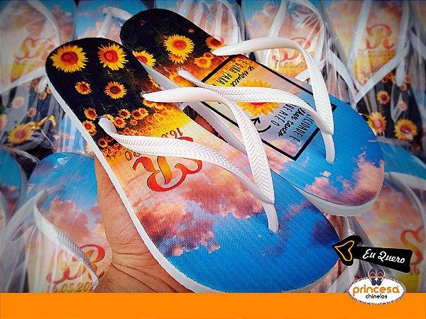 chinelos personalizados para casamento em bh