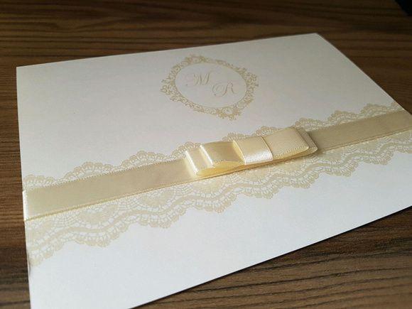 Convite casamento dourado gramatura 250g