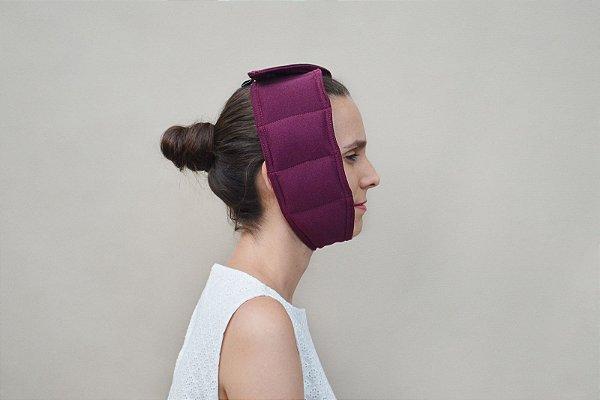 Compressa Térmica para Face - ATM - Dor de Ouvido - Bruxismo