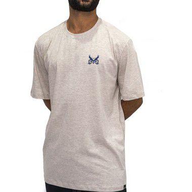 Camiseta Logo Básico - Mescla Banana