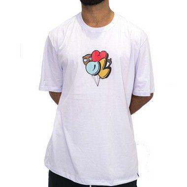 Camiseta Branca - Festa