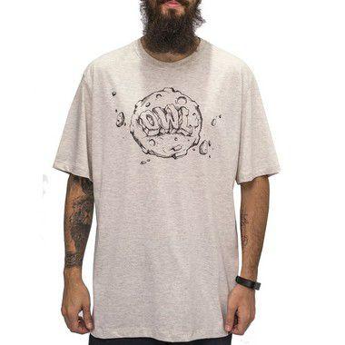 Camiseta Mescla Banana -  Lunático