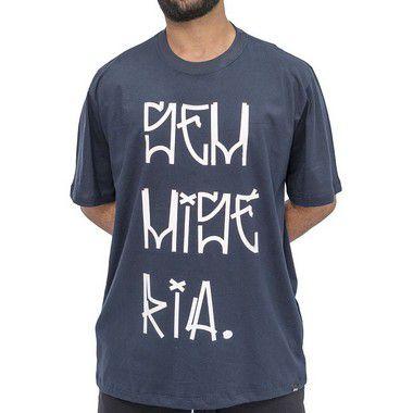 Camiseta Azul Marinho - Sem Miséria