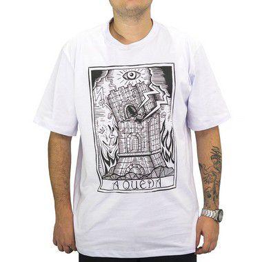 Camiseta Branca - Totem