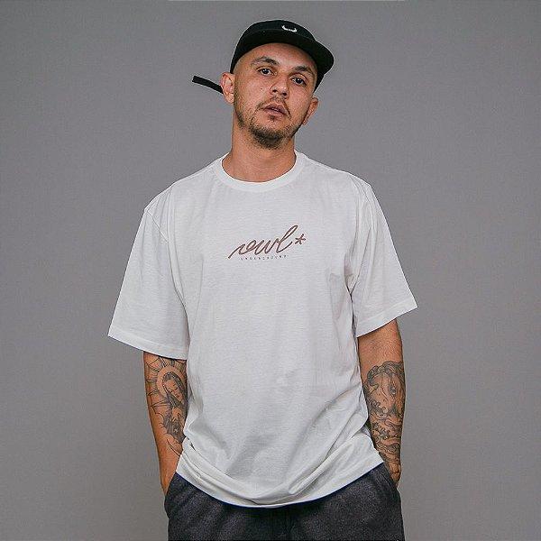 Camiseta OWL Star - Off White