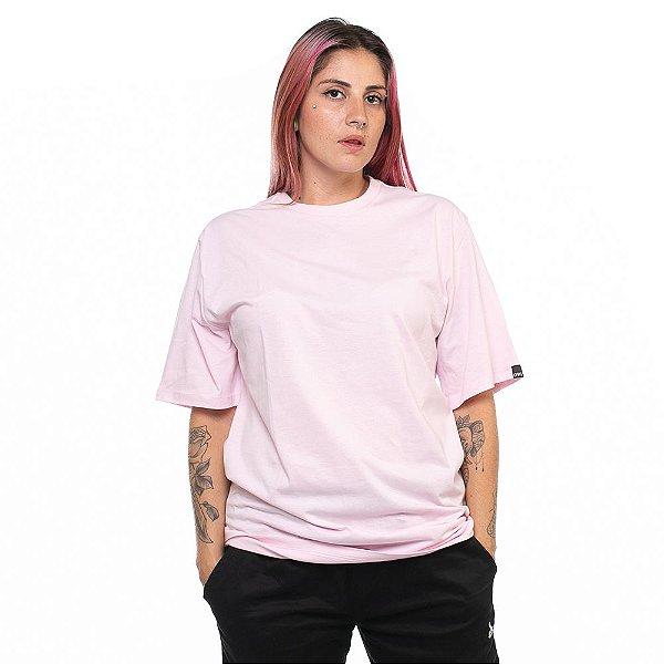 Camiseta Owl Lisa - Rosa BB