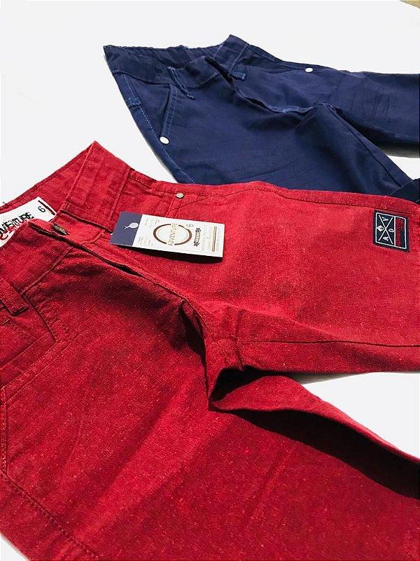 bermudas jeans e Sarja varias cores