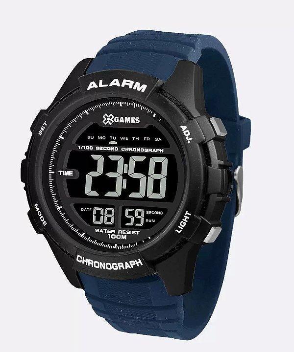Relógio Masculino Digital X-Games XMPPD530 PXDX