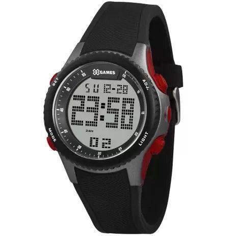 Relógio Masculino Digital XGames XMPPD604 BXPX