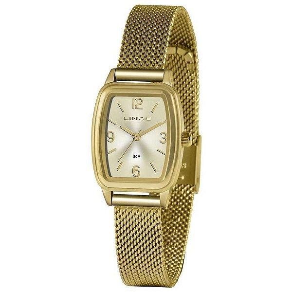 Relógio Lince Feminino LQG4675L C2KX