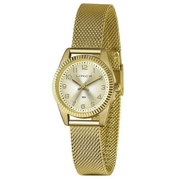 Relógio Lince Feminino Ref: LRG4674l C2kX