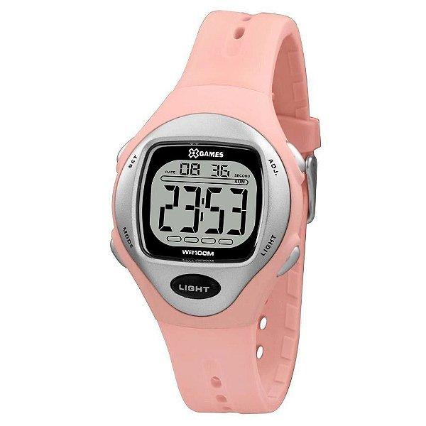 Relógio X Games Feminino XLPPD044 BXRX Esportivo Digital