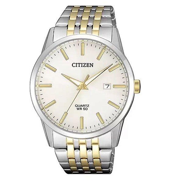 Relógio Citizen Masculino Quartz Prata TZ20948S