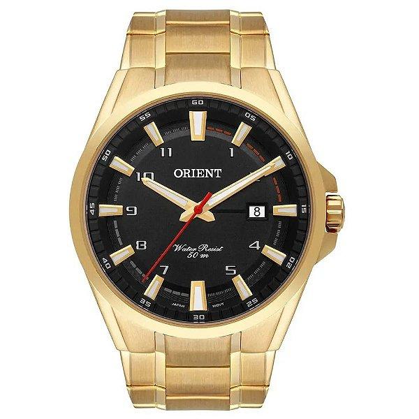 Relógio Orient Masculino MGSS1188 P2KX Dourado