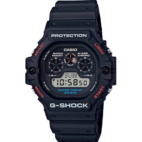 Relógio CASIO G-Shock Revival DW-5900-1DR