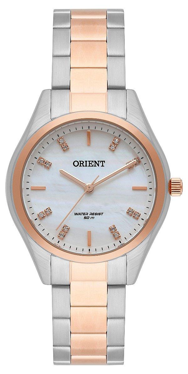 Relógio Orient Feminino FTSS0054-B1SR - Perolashop 9103b43677