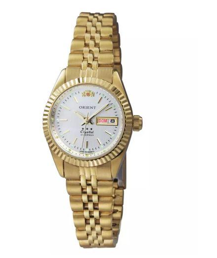 Relógio Orient Feminino Steel 559EB1X B1KX