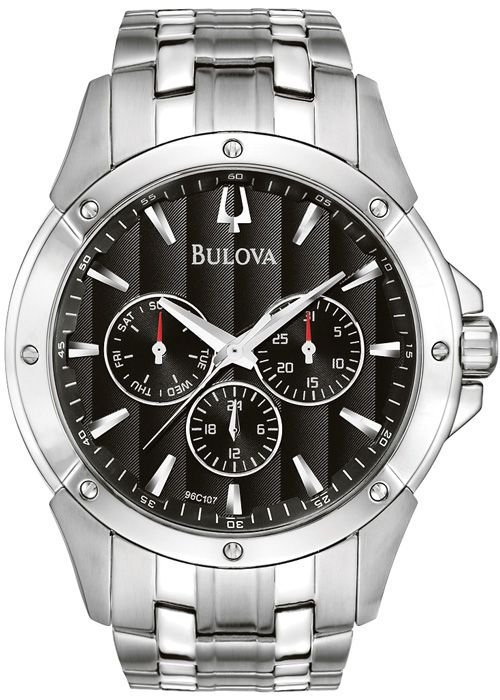 Relógio Bulova Masculino WB21632T Analógico
