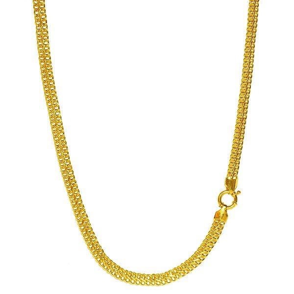 Gargantilha em Ouro 18k Lacraia