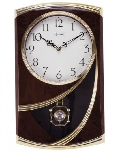 Relógio Pêndulo e/ou Musical - 6444