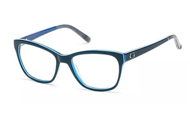 Armação Óculos Grau Guess GU 2541 090