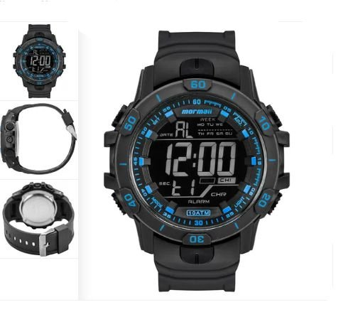 Relógio Masculino Mormaii Mow13901