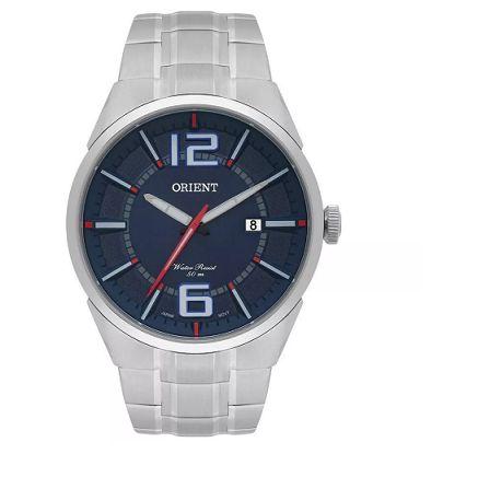 Relógio Orient Masculino Ref: Mbss1327 D2sx