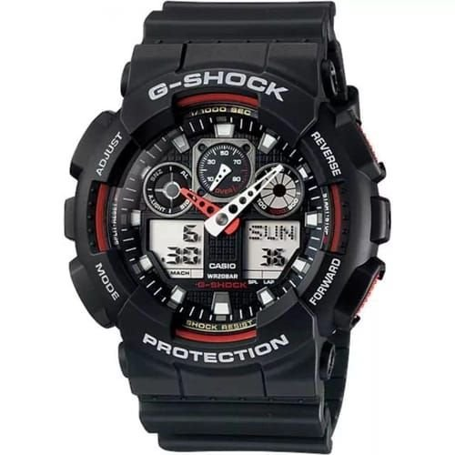 Relógio Casio G-shock Ga-100gbx-1a4dr