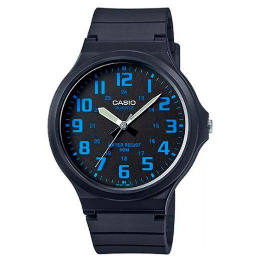 Relógio Casio-MW-240-2BVDF