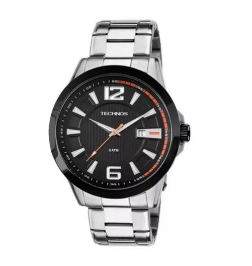 Relógio Masculino Technos Ref.2115KNV/1P