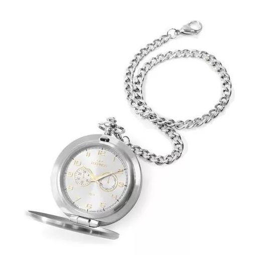 Relógio De Bolso Technos Ref:VD77AD/1K