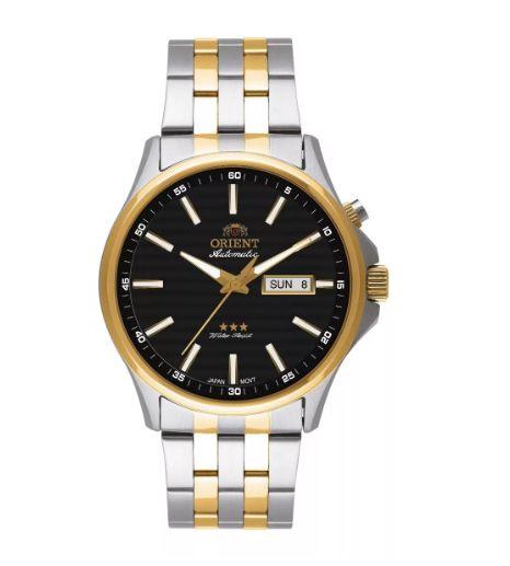Relógio Orient Feminino Automatico 469TT043 P1SK
