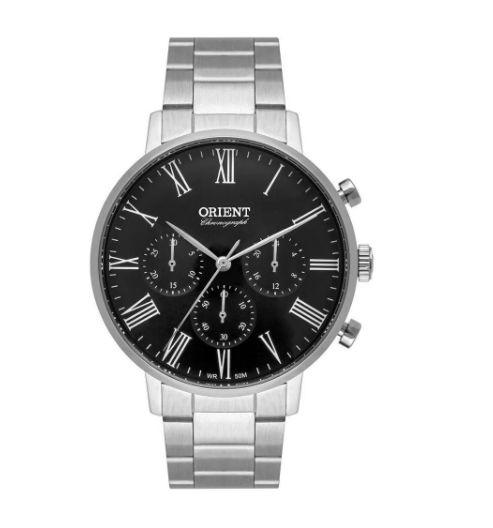 Relógio Orient Masculino MBSSC214 P3SX