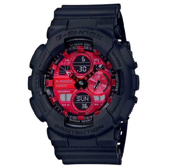 Relógio Masculino Casio G-Shock GA-140AR-1ADR