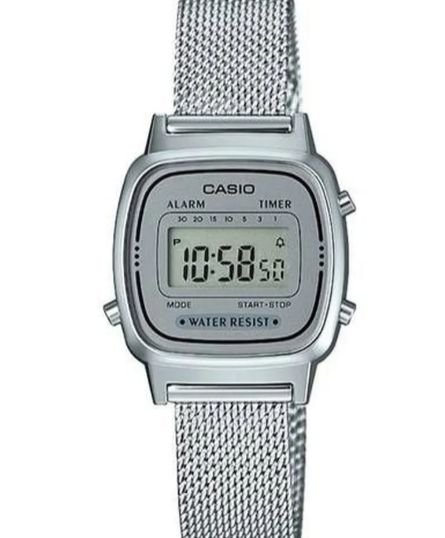 Relógio Casio Feminino Vintage LA690WEM-7DF
