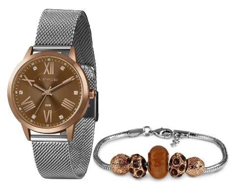 Relógio Lince Feminino LRT4651L KX61N3SX
