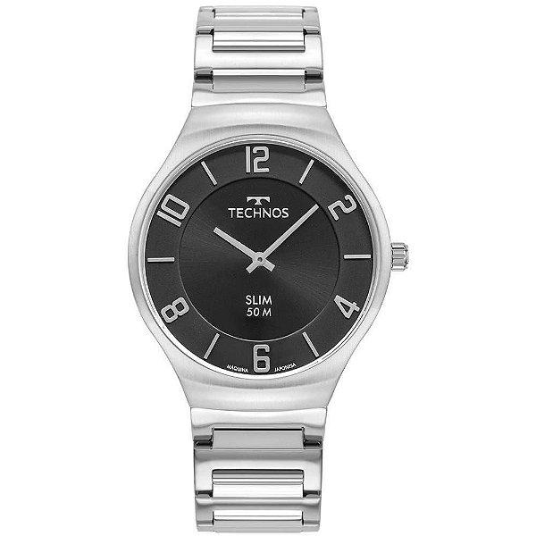 Relógio Technos Unissex Slim 1L22WJ/1C