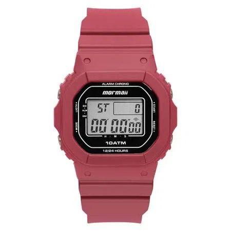 Relógio Digital Mormaii Action Rosa Mo0300ja/8t