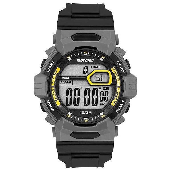 Relógio Mormaii Masculino Acqua Cinza MO0500AA/8Y