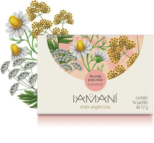 Chá Orgânico De Mãe para Mãe (Aleitamento Materno) - Iamaní