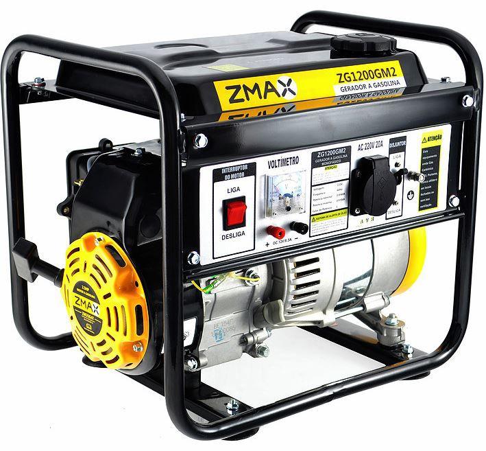 Gerador a Gasolina ZG1200GM1 ZMAX