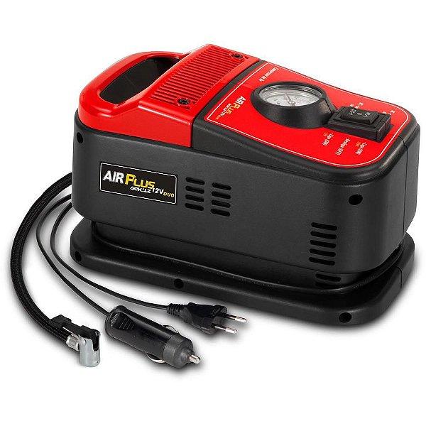 Compressor de Ar Air Plus - 12V Duo -  Schulz